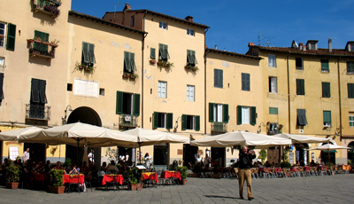 Day 5 — City of Lucca: Circular Walk - The delights of Lucca